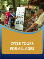 cycle tours for all ages